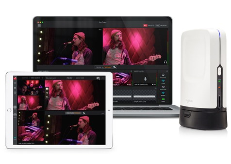 SlingStudio Multi-Cam Streaming